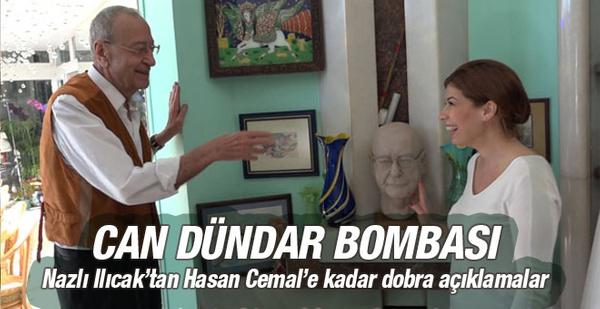 Mehmet Barlas'tan Can Dündar ve Cemaat bombaları