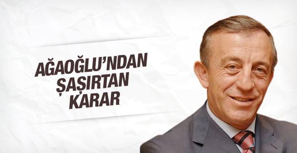 Ali Ağaoğlu'ndan şok Türkiye kararı