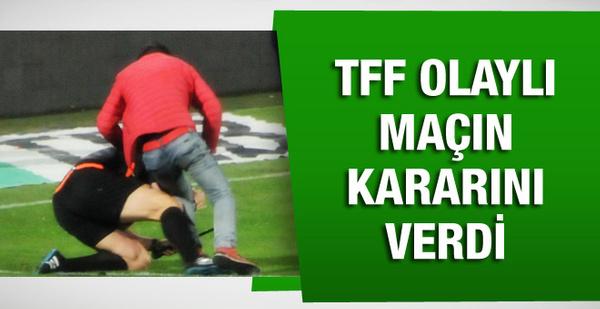 Trabzonspor Fenerbahçe maçının sonucu belli oldu