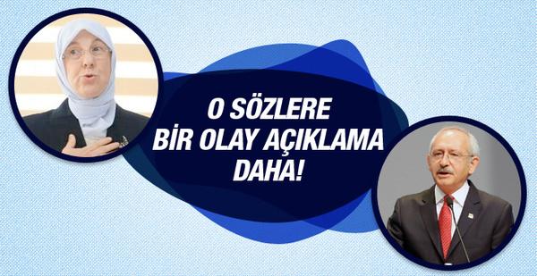 Kılıçdaroğlu'nun sözlerine CHP'den bir olay açıklama daha!