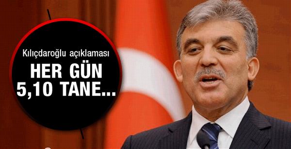 Abdullah Gül'den flaş Kemal Kılıçdaroğlu yorumu!