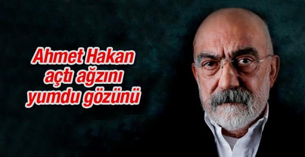 Ahmet Hakan'dan Ahmet Altan'a: Mugalatacı soytarı!