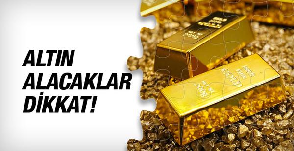 Altın fiyatları dip yaptı 10.05.2016 çeyrek altın ne kadar?