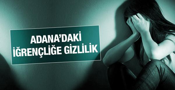 Adana'daki taciz davasında flaş karar!