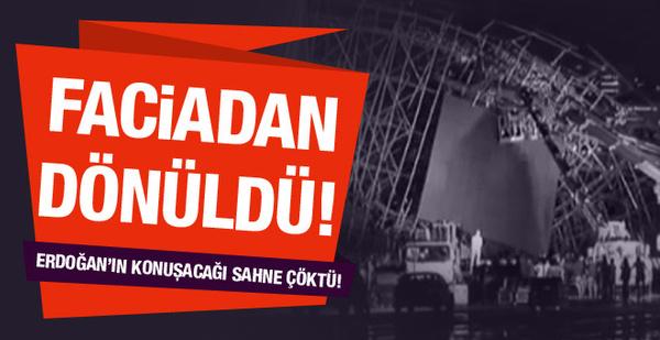 Ankara'da faciadan dönüldü!