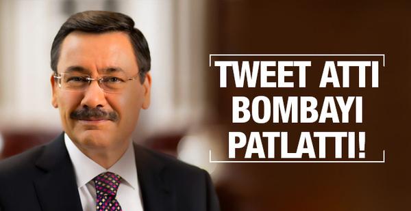 Melih Gökçek'ten bomba deprem iddiası!