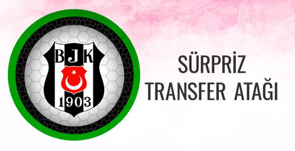 Beşiktaş'tan müthiş transfer atağı