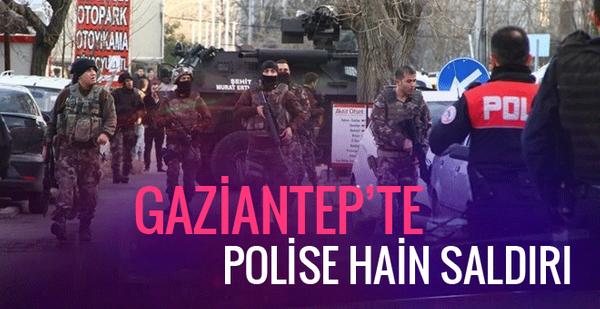 Gaziantep'te son dakika çatışma çıktı!