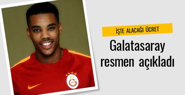 Galatasaray yeni transferini resmen açıkladı! İşte ücreti