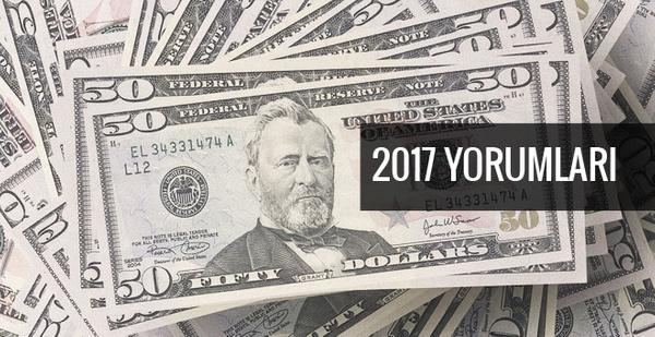 Dolar yorumları 2017 (dolar kaç TL 02.01.2017)