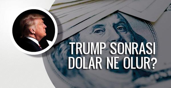 Dolar bugün kaç TL Trump sonrası dolar kuru ne olur?