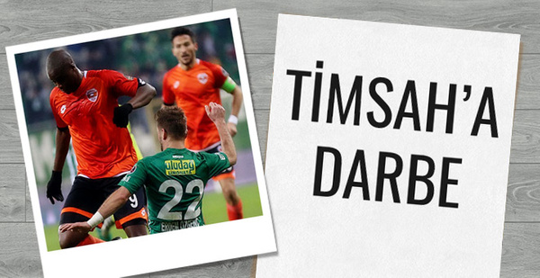 Adanaspor-Bursaspor maçının geniş özeti ve golü