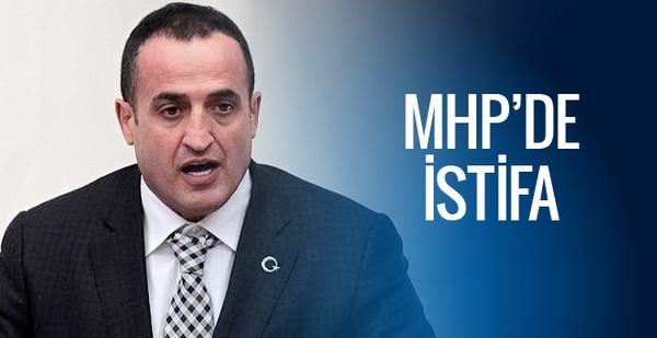 MHP'de deprem Atilla Kaya istifa etti