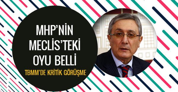 MHP yeni anayasa için inisiyatif alacak!