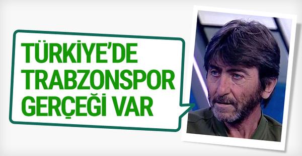 Rıdvan Dilmen'den Beşiktaş-Trabzonspor maçı yorumu