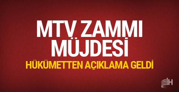 Hükümet sözcüsü Bozdağ'dan MTV müjdesi!