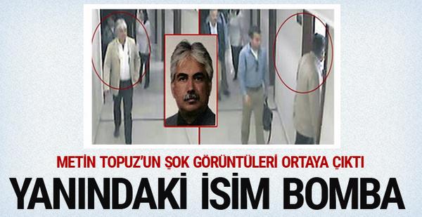 Metin Topuz'un yeni görüntüleri ortaya çıktı! Yanındaki isim bomba