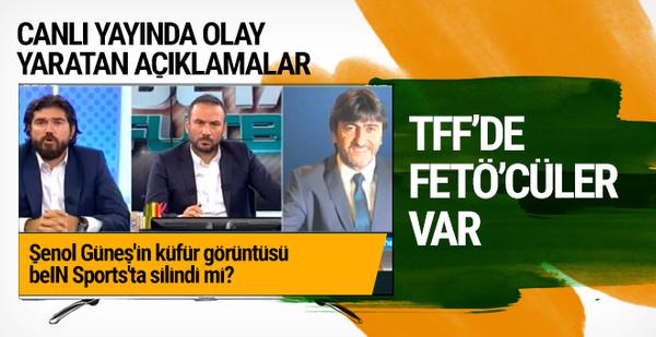 Rıdvan Dilmen: TFF'de FETÖ'cüler var