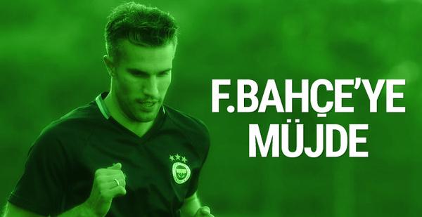 Fenerbahçe'ye Robin van Persie müjdesi
