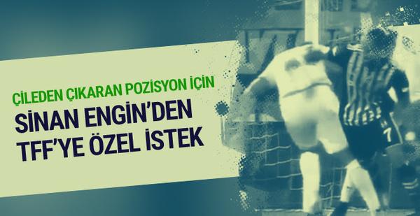 Sinan Engin Beşiktaş'ın maçları için TFF'ye seslendi