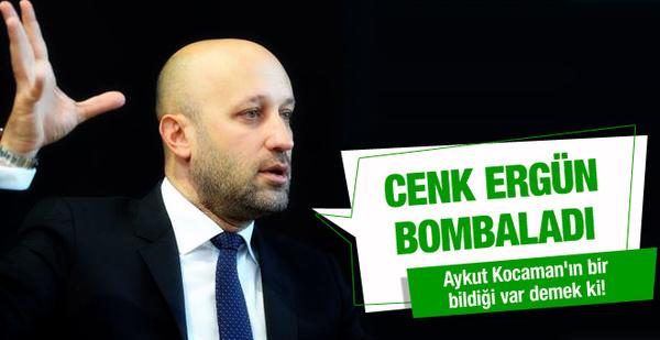 Cenk Ergün'ün sözleri Fenerbahçeliler'i kızdıracak