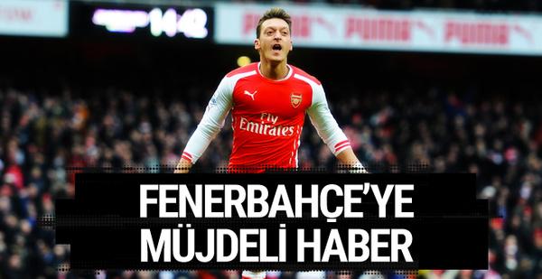 Mesut Özil'den Fenerbahçe'ye müjde