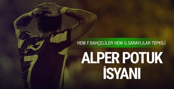 PFDK'nın Alper Potuk'a 1 maç cezası tartışma yarattı
