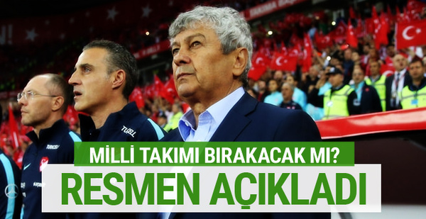 Lucescu Milli Takımı bırakacak mı?
