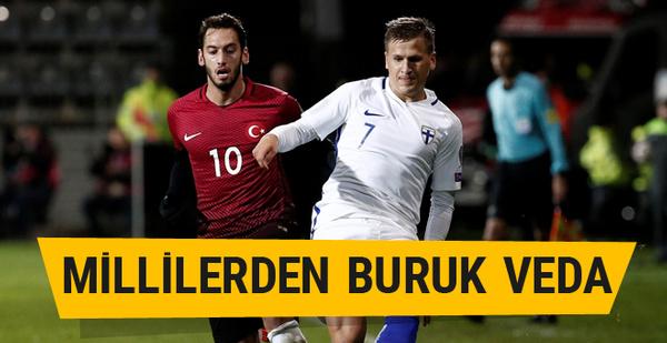 Finlandiya Türkiye maçı golleri ve geniş özeti