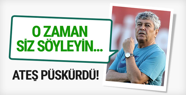 Lucescu'dan Milli Takım için olay sözler!