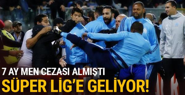7 ay men cezası alan yıldız için Süper Lig iddiası