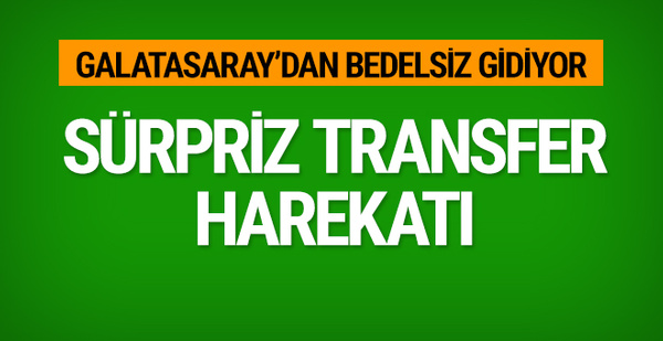 Galatasaray'dan Sivasspor'a transfer oluyor