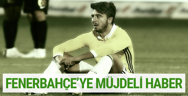 Fenerbahçe'ye Ozan Tufan'dan müjdeli haber!
