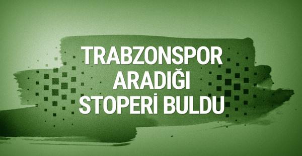 Trabzonspor aradığı stoperi buldu