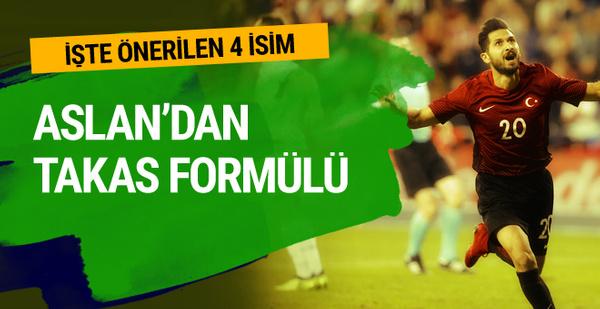 Galatasaray'dan Emre Akbaba için formül