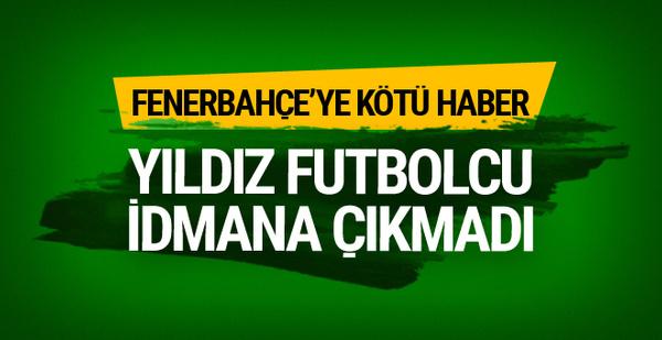 Van Persie'den Fenerbahçe'ye kötü haber