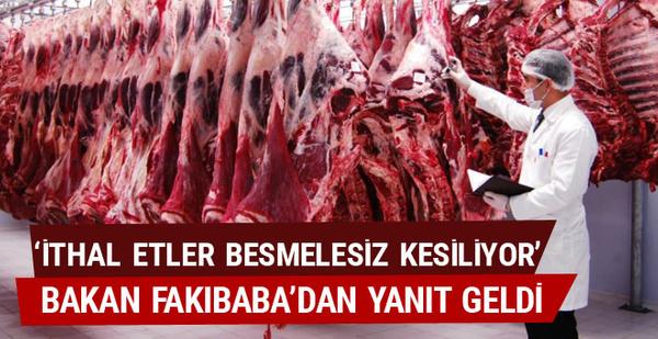 Bakan Fakıbaba'dan Kılıçdaroğlu'na yanıt