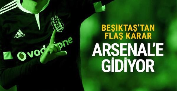 Oğuzhan Özyakup'ta flaş karar! Arsenal...
