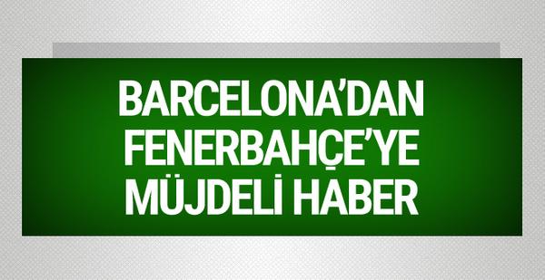 Barcelona'dan Fenerbahçe'ye müjde