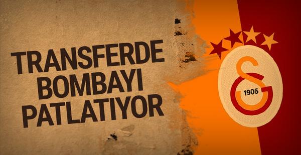 Galatasaray transferde bombayı patlatıyor