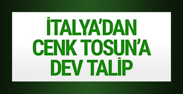 Cenk Tosun'a Juventus kancası!