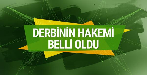 Beşiktaş – Galatasaray maçının hakemi belli oldu