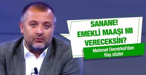Mehmet Demirkol Beşiktaş-Galatasaray derbisini yorumladı