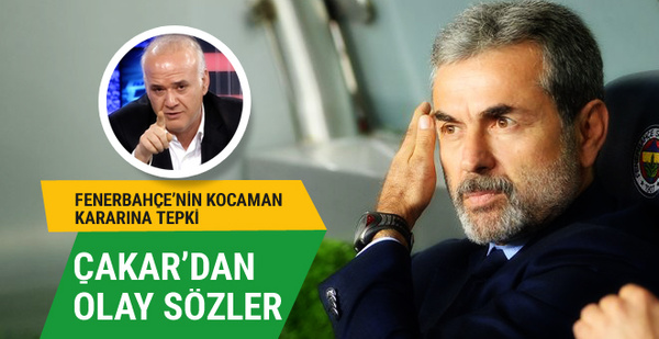 Ahmet Çakar'dan olay yaratan Aykut Kocaman yorumu