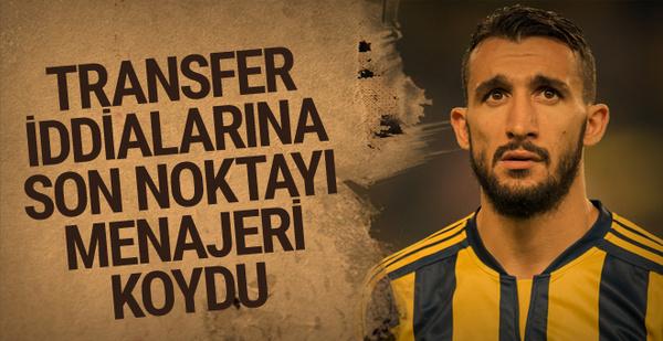 Mehmet Topal'ın menajerinden transfer açıklaması