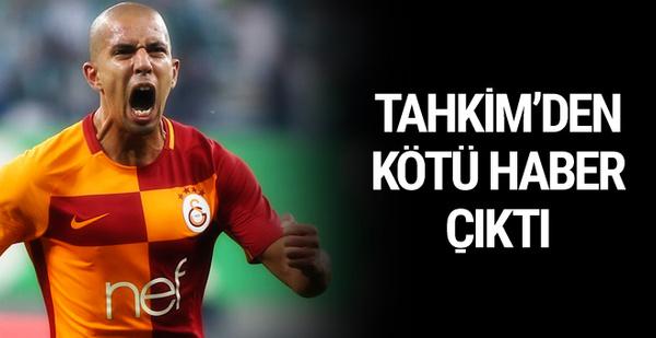 Tahkim Kurulu Feghouli'nin 3 maçlık cezasını onadı
