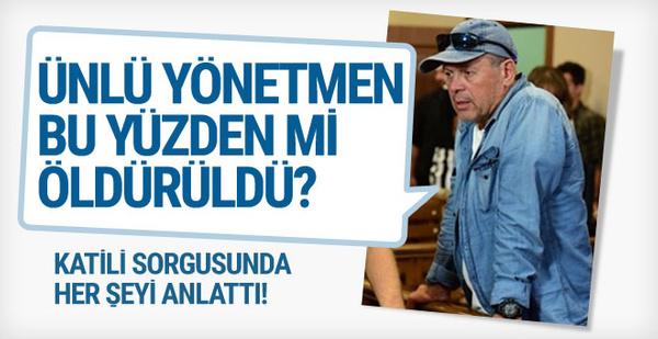Ünlü yönetmen Mustafa Kemal Uzun neden öldürüldü?