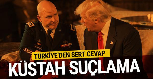Trump'ın sağ kolundan küstah suçlama! Türkiye'den sert cevap
