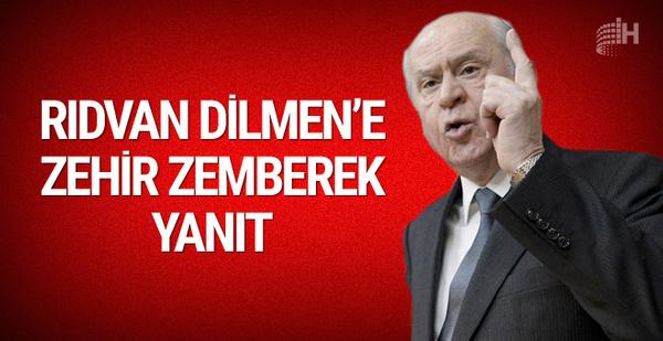Bahçeli'den Rıdvan Dilmen'e sert tepki sahadaki şeytanlığını...