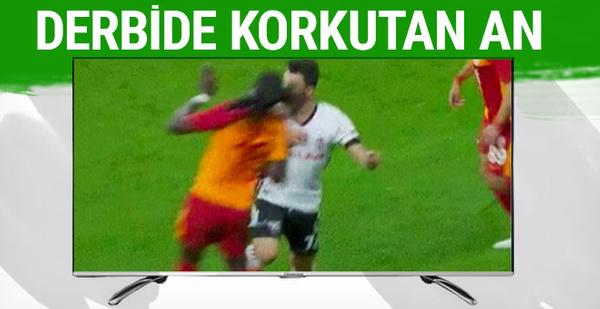 Galatasaray ile Beşiktaş derbisinde yürekler ağza geldi!